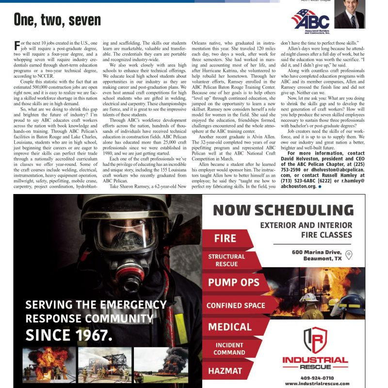 may advertisement and article